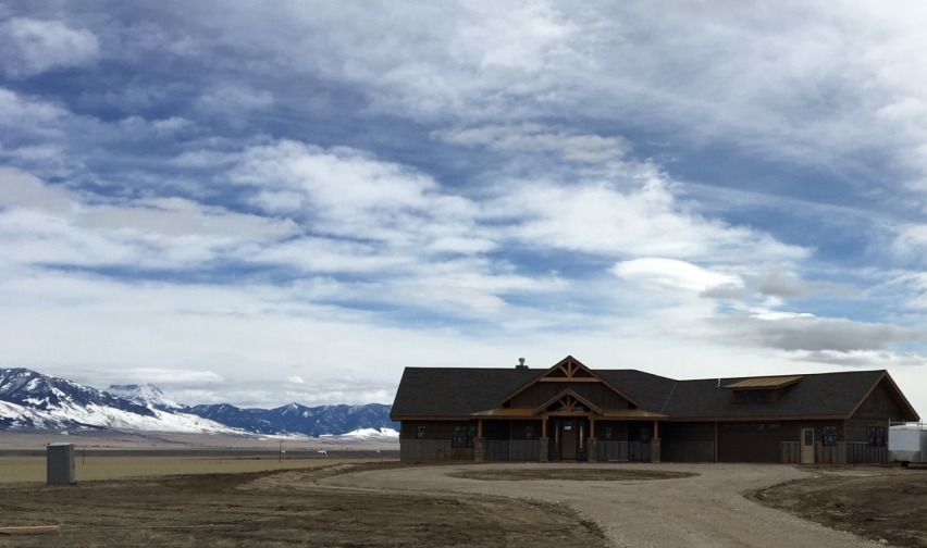 Another Pronghorn Custom Home from Sphinx Mountain